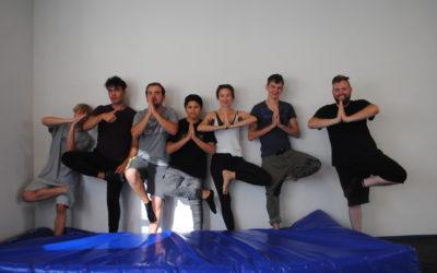 Yoga für Jungen