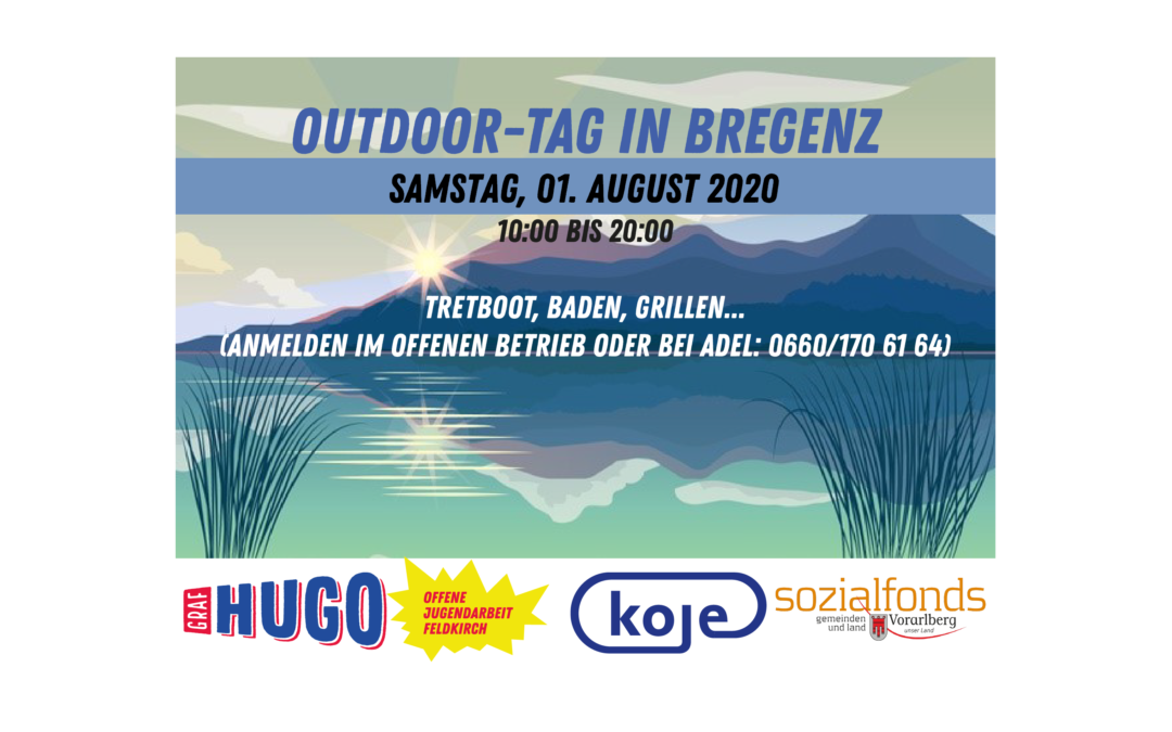 Outdoor – Tag