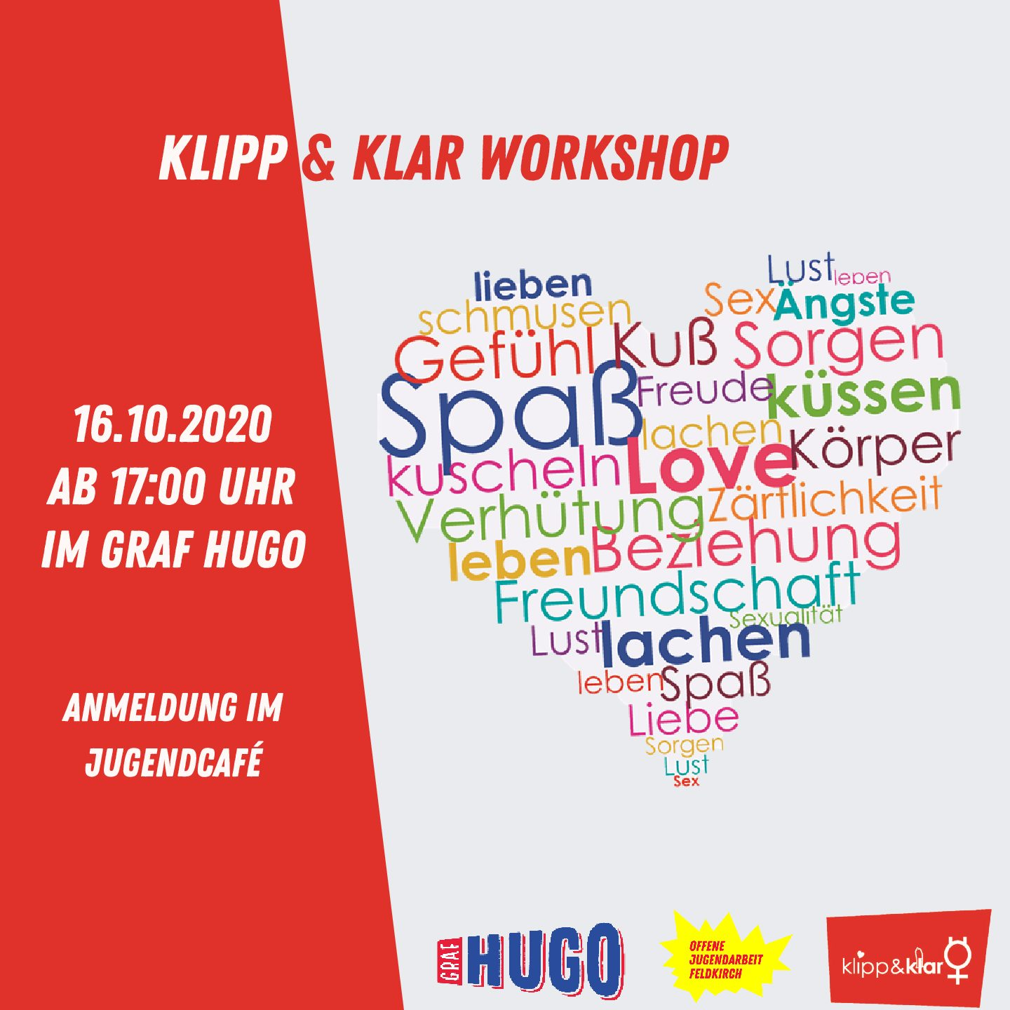 Klipp & Klar Workshop