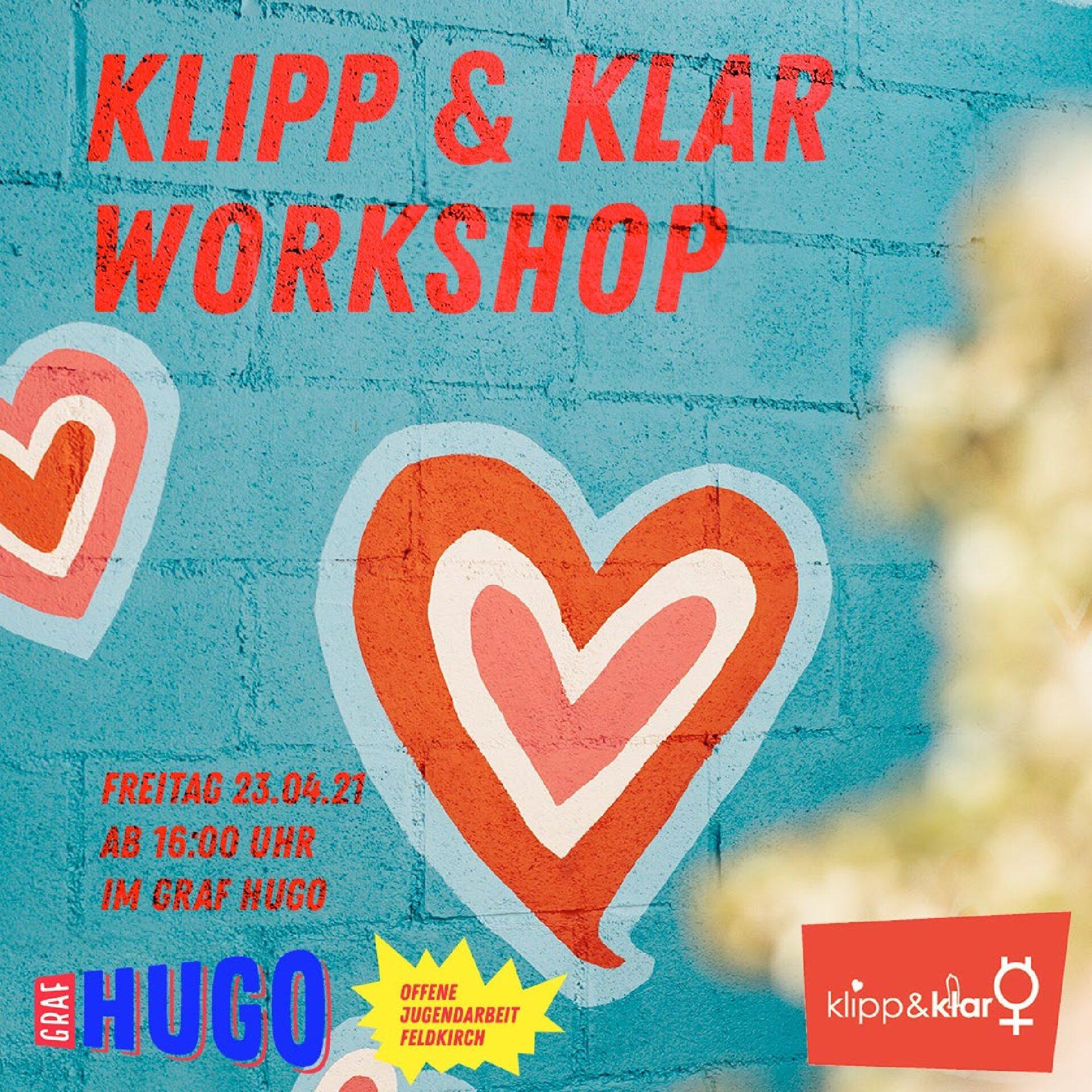 Klipp & Klar Workshop im Graf Hugo