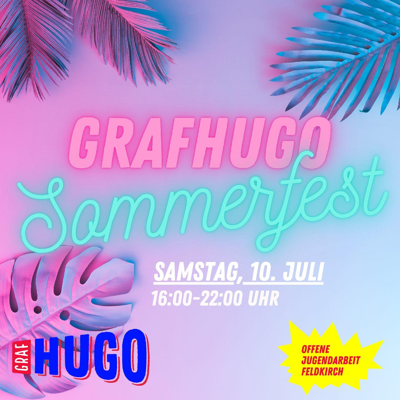 GRaf Hugo Sommerfest 2021