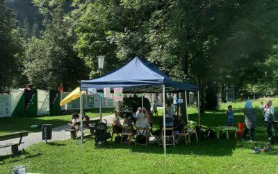 Philosophieren im Park